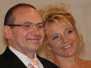 Le mariage de Christiane et Thierry
