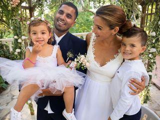 Le mariage de Fanny et Karim