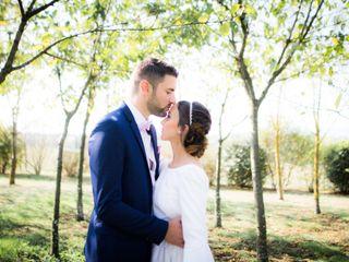 Le mariage de Pauline et Maxence
