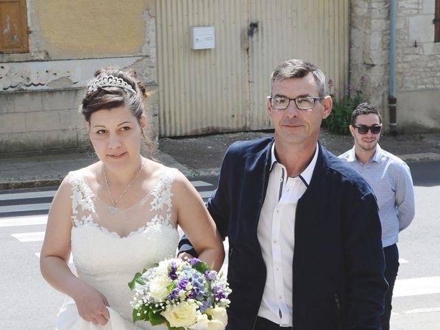 Le mariage de Nicolas et Elodie à Nitry, Yonne 5