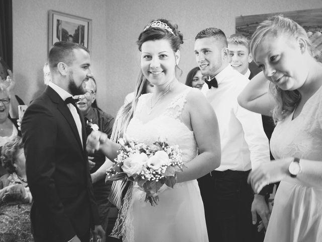 Le mariage de Nicolas et Elodie à Nitry, Yonne 2