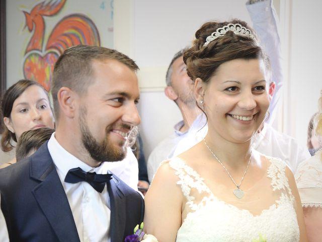 Le mariage de Nicolas et Elodie à Nitry, Yonne 8