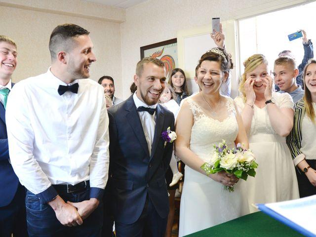 Le mariage de Nicolas et Elodie à Nitry, Yonne 10