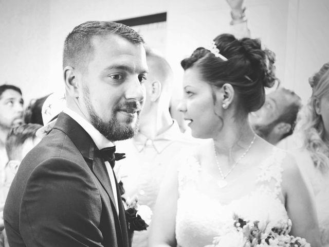 Le mariage de Nicolas et Elodie à Nitry, Yonne 12