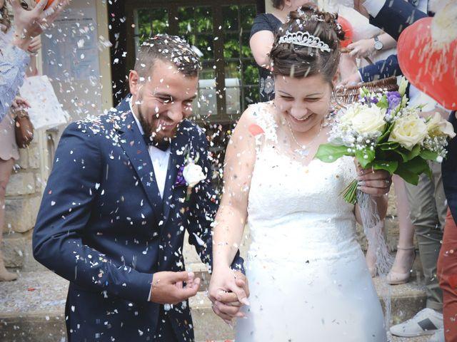 Le mariage de Nicolas et Elodie à Nitry, Yonne 16