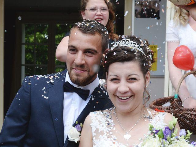 Le mariage de Nicolas et Elodie à Nitry, Yonne 17