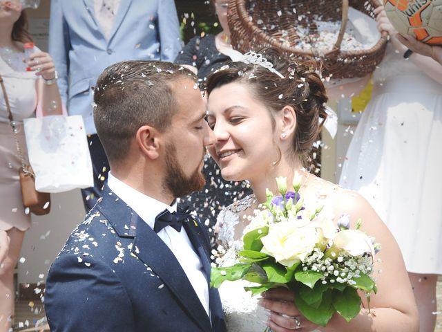 Le mariage de Nicolas et Elodie à Nitry, Yonne 19