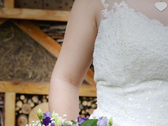 Le mariage de Nicolas et Elodie à Nitry, Yonne 21
