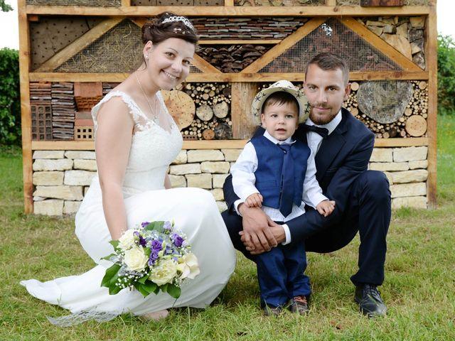 Le mariage de Nicolas et Elodie à Nitry, Yonne 22