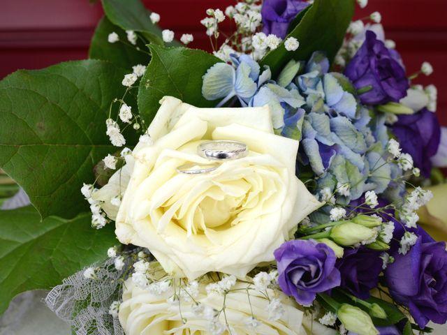 Le mariage de Nicolas et Elodie à Nitry, Yonne 27