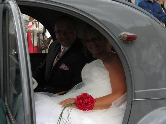 Le mariage de Thierry et Christiane à Jouars-Pontchartrain, Yvelines 11