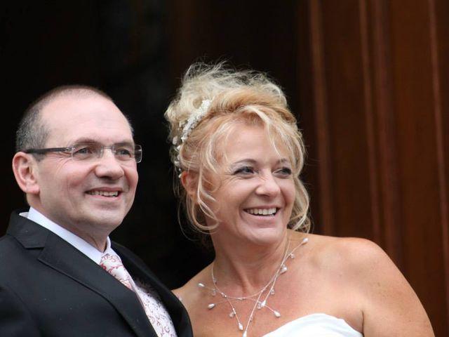 Le mariage de Thierry et Christiane à Jouars-Pontchartrain, Yvelines 21