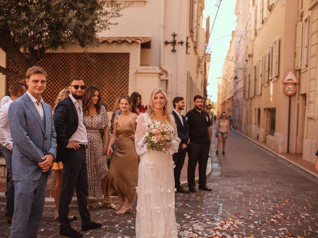 Le mariage de Enguerran et Sandra à Cap-d'Ail, Alpes-Maritimes 3
