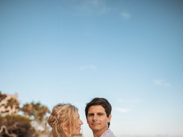 Le mariage de Enguerran et Sandra à Cap-d'Ail, Alpes-Maritimes 14