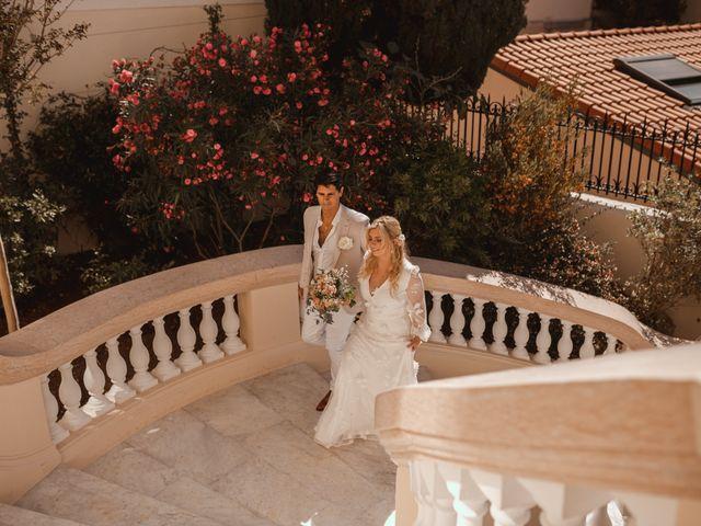 Le mariage de Enguerran et Sandra à Cap-d'Ail, Alpes-Maritimes 2