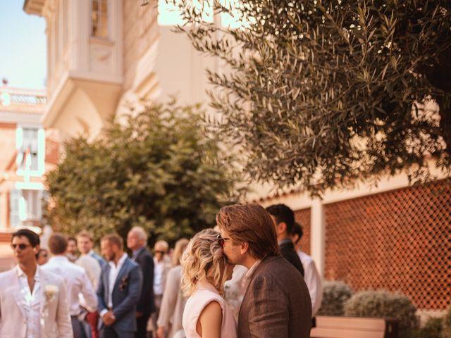 Le mariage de Enguerran et Sandra à Cap-d'Ail, Alpes-Maritimes 25