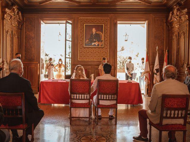 Le mariage de Enguerran et Sandra à Cap-d'Ail, Alpes-Maritimes 29