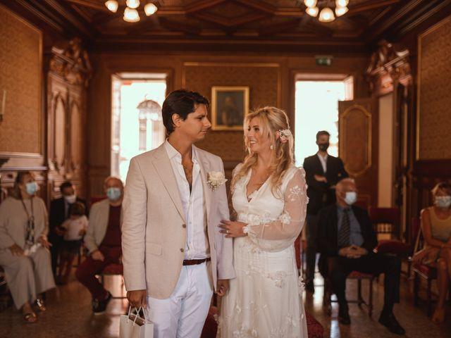 Le mariage de Enguerran et Sandra à Cap-d'Ail, Alpes-Maritimes 30
