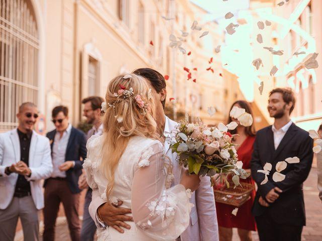 Le mariage de Enguerran et Sandra à Cap-d'Ail, Alpes-Maritimes 31