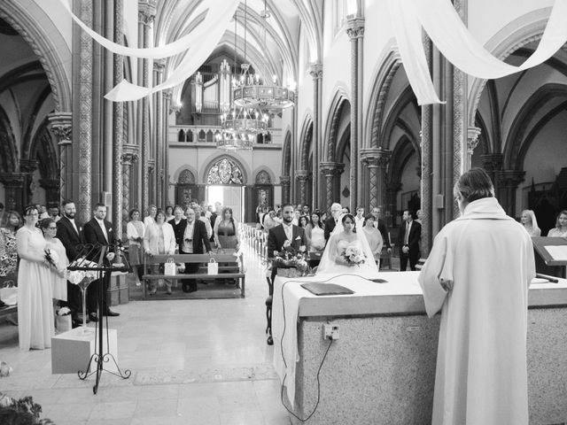 Le mariage de Christofer et Magalie à Bon-Encontre, Lot-et-Garonne 24