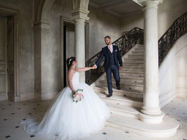 Le mariage de Christofer et Magalie à Bon-Encontre, Lot-et-Garonne 65