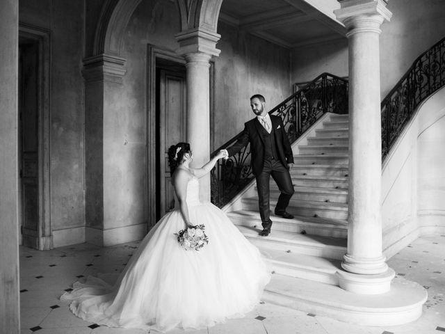 Le mariage de Christofer et Magalie à Bon-Encontre, Lot-et-Garonne 66