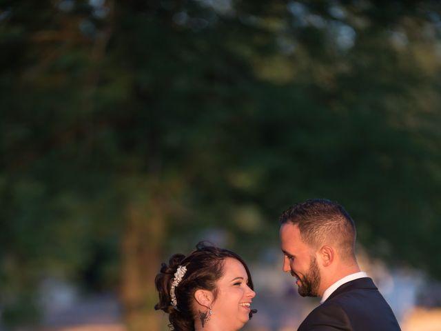 Le mariage de Christofer et Magalie à Bon-Encontre, Lot-et-Garonne 76