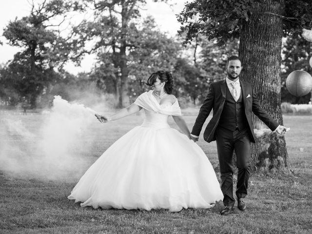 Le mariage de Christofer et Magalie à Bon-Encontre, Lot-et-Garonne 78