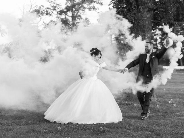 Le mariage de Christofer et Magalie à Bon-Encontre, Lot-et-Garonne 80