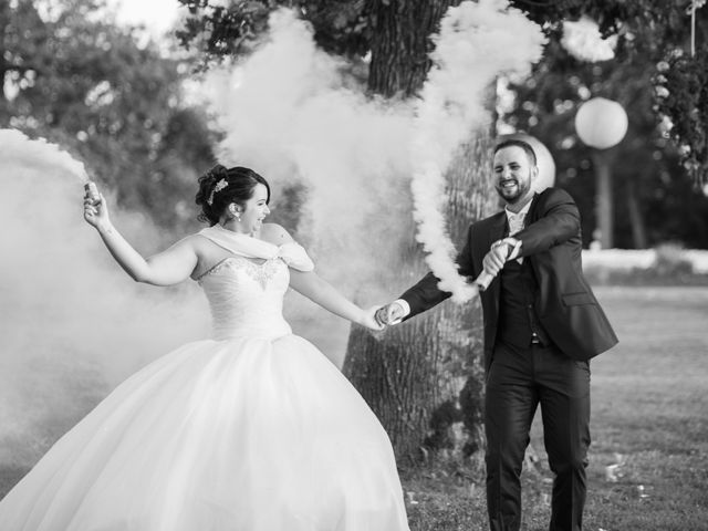 Le mariage de Christofer et Magalie à Bon-Encontre, Lot-et-Garonne 81