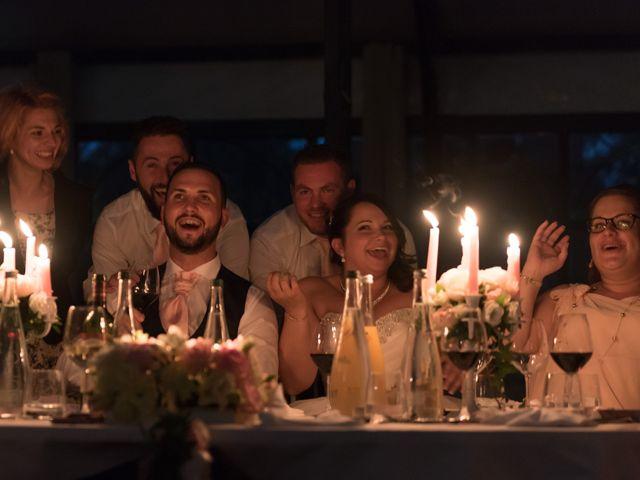 Le mariage de Christofer et Magalie à Bon-Encontre, Lot-et-Garonne 87