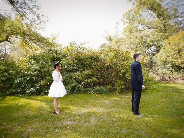 Le mariage de Christopher et Lili à Villandry, Indre-et-Loire 1
