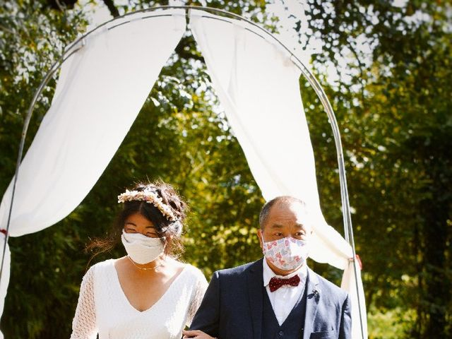 Le mariage de Christopher et Lili à Villandry, Indre-et-Loire 9