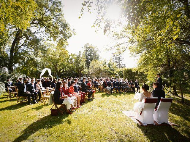 Le mariage de Christopher et Lili à Villandry, Indre-et-Loire 2