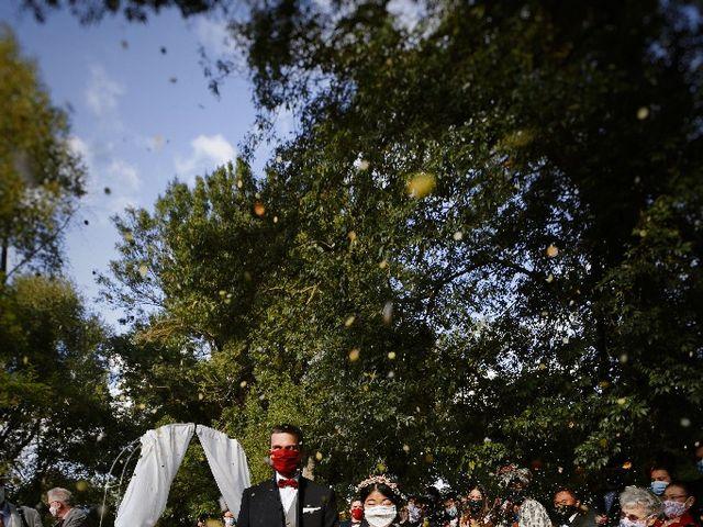 Le mariage de Christopher et Lili à Villandry, Indre-et-Loire 13