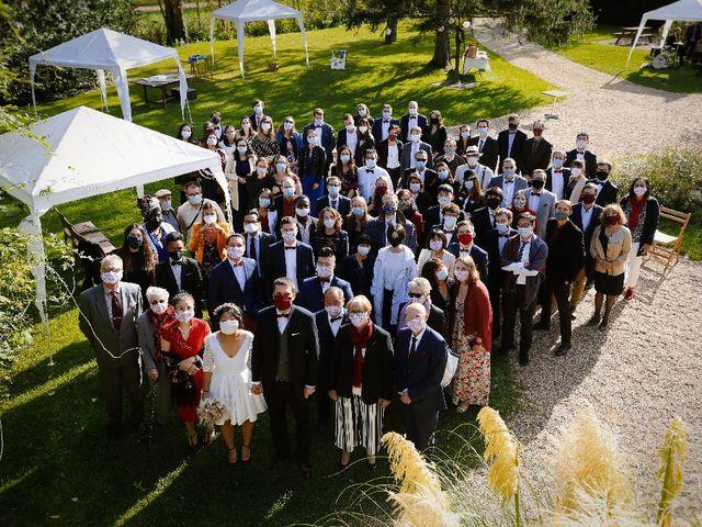 Le mariage de Christopher et Lili à Villandry, Indre-et-Loire 14