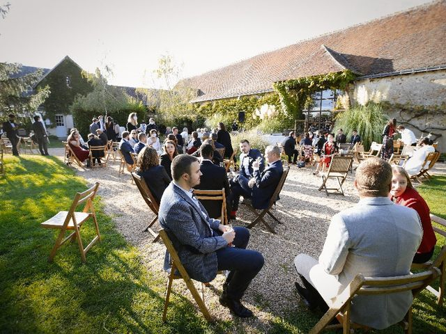 Le mariage de Christopher et Lili à Villandry, Indre-et-Loire 15