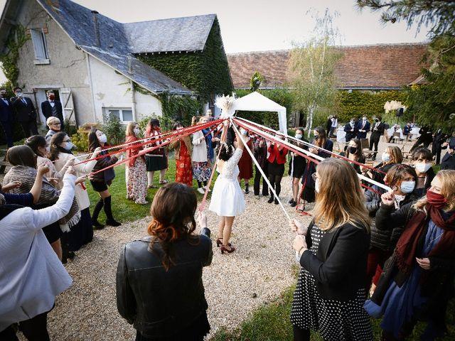 Le mariage de Christopher et Lili à Villandry, Indre-et-Loire 24