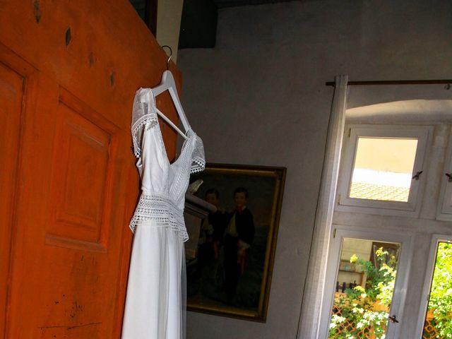 Le mariage de Laurent et Sandrine à Beaucaire, Gard 43