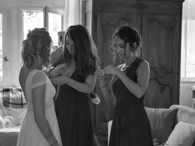 Le mariage de Laurent et Sandrine à Beaucaire, Gard 50