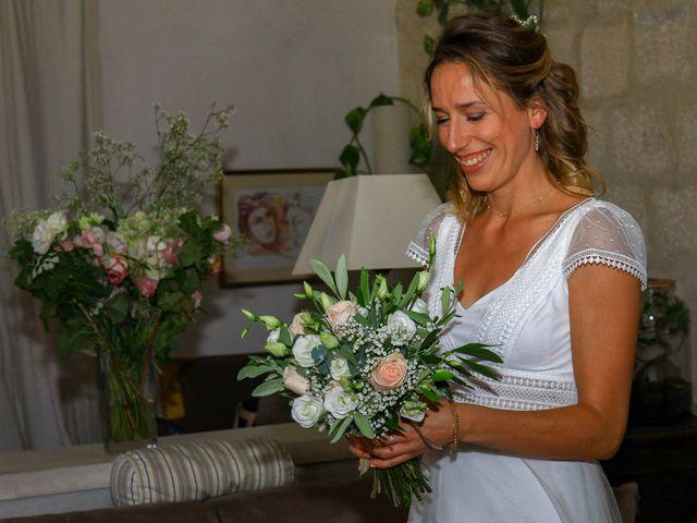 Le mariage de Laurent et Sandrine à Beaucaire, Gard 54