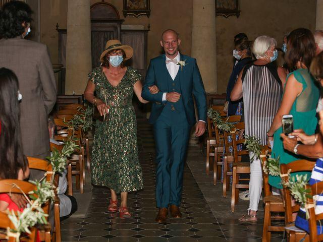 Le mariage de Laurent et Sandrine à Beaucaire, Gard 67