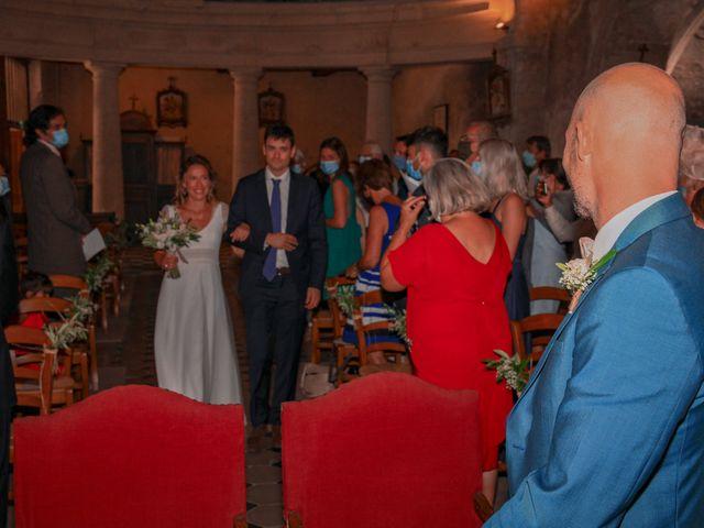 Le mariage de Laurent et Sandrine à Beaucaire, Gard 69