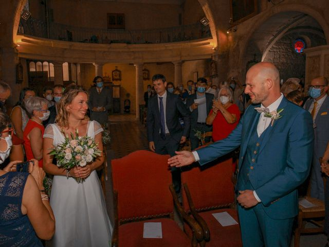 Le mariage de Laurent et Sandrine à Beaucaire, Gard 71
