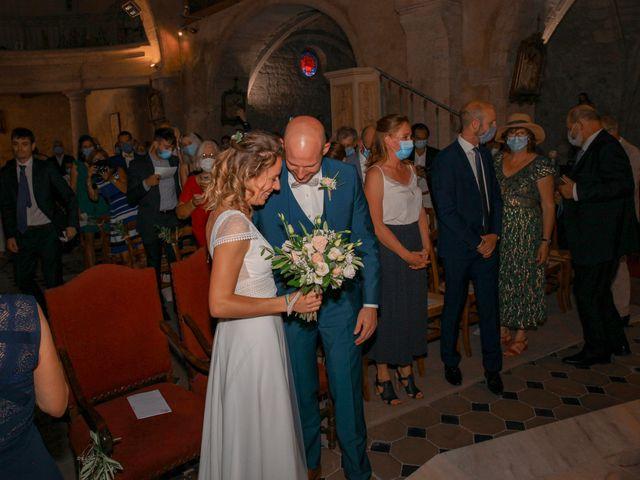 Le mariage de Laurent et Sandrine à Beaucaire, Gard 72