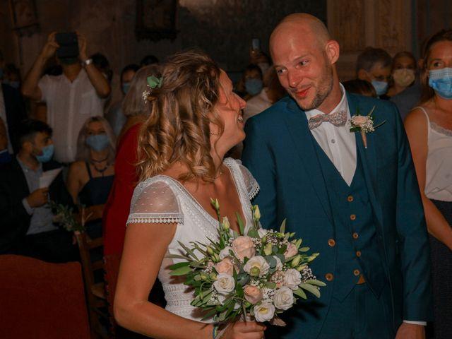 Le mariage de Laurent et Sandrine à Beaucaire, Gard 73