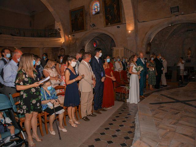 Le mariage de Laurent et Sandrine à Beaucaire, Gard 75