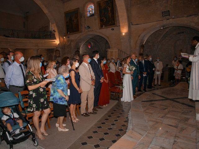 Le mariage de Laurent et Sandrine à Beaucaire, Gard 79