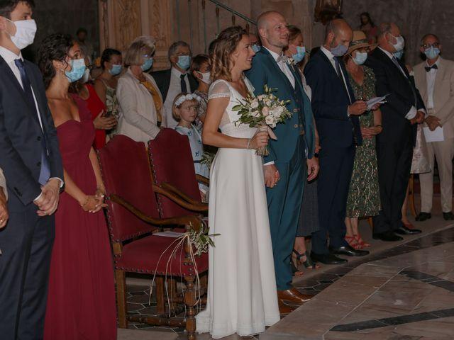 Le mariage de Laurent et Sandrine à Beaucaire, Gard 80