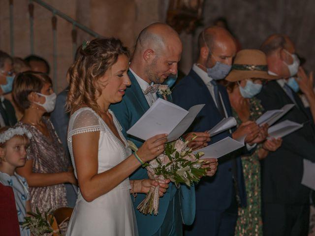Le mariage de Laurent et Sandrine à Beaucaire, Gard 83